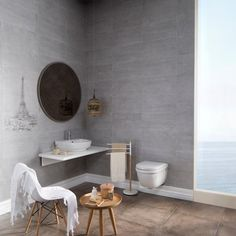 The Grunge range of dark and light grey tiles can be used as an individual coloured tiles or co-ordinated together for beautiful grey designs. These matt finish porcelain tiles can be used as wall or floor tiles and are perfect for anyone desiring matching tiles. The R10 anti slip finish also makes them a great choice for kitchen, hallway and bathroom tiles. Grey Bathroom Tiles, Grey Floor Tiles, Grey Flooring, Grey Bathrooms, Tile Warehouse, Bathroom Goals, Bathroom Ideas, Tiles Online, Color Tile