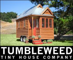 Wondering what the tiny house movement is all about? Get answers to tiny house questions, including infographics, videos, and statistics about the tiny house movement. Find out why so many people are starting to live small! Tiny House Company, Tiny House Plans, Tiny House Movement, Tiny Houses For Sale, Little Houses, Small Houses, Cabana, Tumbleweed Tiny Homes, Small Places