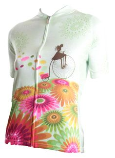 Spring Biking Women's Cycling Jersey! Must get it!