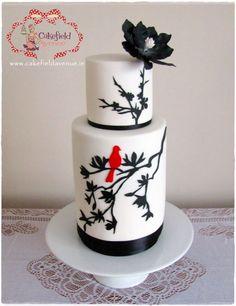 MAGNOLIA DREAMS Wedding Cake Design