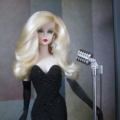 Stunning in the Spotlight Silkstone Barbie Dolls | Nata-leto | Flickr …