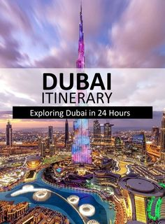 Dubai is a very exotic and exciting city to visit. Here we are with the list of Dubai Itinerary to Explore Dubai in 24 hours. Dubai Airport, Dubai Mall, Dubai Aquarium, Shark Diving, One Day Trip, Dubai Travel, Before Sunset, Travel Abroad, Public Transport