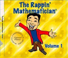 The Rappin' Mathematician – Alex Kajitani