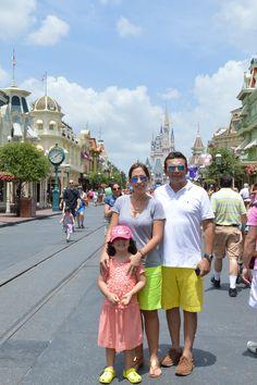 Cumple N 6 de Mafer en Disney