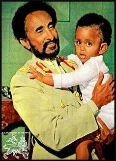 HRM. Emperor Haile Selassi I of Ethiopia