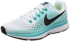 Shop a great selection of Nike Womens Air Zoom Pegasus 34 White/Black Aurora Green Running Shoe 8 Women US. Find new offer and Similar products for Nike Womens Air Zoom Pegasus 34 White/Black Aurora Green Running Shoe 8 Women US. Nike Pegasus, Air Max Sneakers, Sneakers Nike, Drew Shoes, Pool Shoes, Earth Shoes, Black Wedge Sandals, Partner, Sneakers Fashion