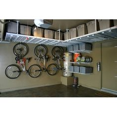Strong Racks 4 X8 600 Pound Ceiling Storage Unit Home Improvement Pinterest Ceilings And