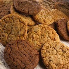 All-Bran® - Old Fashioned Spice Cookies