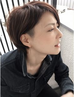 ヘアサロン エム(hair salon M) ショート2016.11.25.a Asian Short Hair, Asian Hair, Boy Haircuts Long, Hairstyles Haircuts, Hair Inspo, Hair Inspiration, Platinum Blonde Hair, Long Pixie, Long Hair Cuts