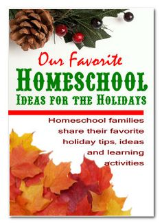 Free eBook: Homeschool for the Holidays