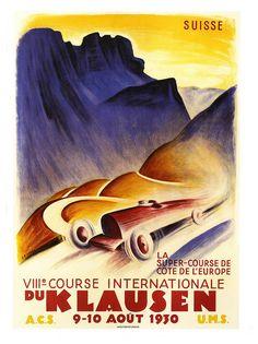 Eighth International Race at Klausen, 1930, Ernst Ruprecht | by paul.malon