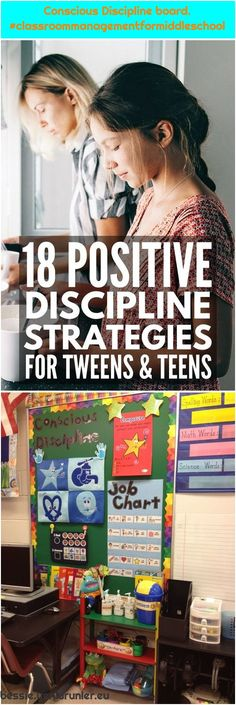 Positive Parenting Tips that Work Conscious Discipline, Positive Discipline, Teaching Boys, Help Teaching, Science Words, Job Chart, Consciousness, Parenting Hacks, Toddlers