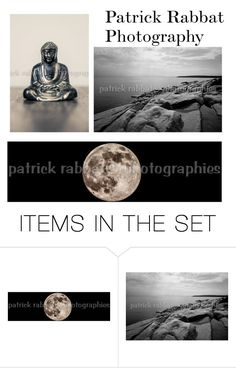 """""""Patrick Rabbat Photography"""" by lisaepp ❤ liked on Polyvore featuring art and EtsySpecialT"""