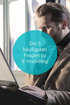 What are e-invoices and how does e-invoicing work? We answer the top 5 questions about e-invoicing that you need to know! Question And Answer, This Or That Questions, Software, Invoice Template, Print Templates, Blog, Need To Know, Accounting, Articles