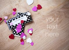 Upgrade the look of your Instagram feed, website, blog, newsletter and other social media accounts with professional styled stock photography.  Add your own personal touch by adding your text to the blank space to the right  Styled Chocolate Bars and Falling Hearts Styled Stock Photograph can be used for Valentines Day promotions, weddings, engagements, anniversaries, parties and endless other special events. Let your creativity flow! Id love to see how you end up using it!  Feel free to…