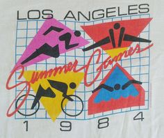 1984 Los Angeles Summer Games (Olympics)