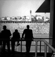 Estádio do Pacaembu, São Paulo, SP. 1953. Foto: Alice Brill/Acervo IMS