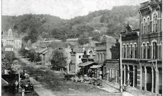 Home town Kittanning, Pa.