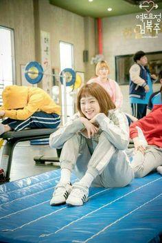 Weightlifting Fairy Kim Bok Joo: Lee Jong Suk, Lee Sung Kyung, Weighlifting Fairy Kim Bok Joo, Ver Drama, Joon Hyung, Swag Couples, Kim Book, Nam Joohyuk, Do Bong Soon