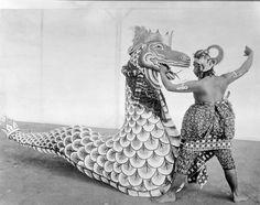 Wajang Orang Yogyakarta, 1923