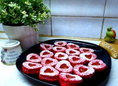 Diétás Valentin napi linzer szívecskék Raspberry, Fruit, Food, Essen, Meals, Raspberries, Yemek, Eten