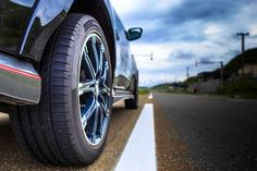 Playing the 'Parking Lot I Spy' game can teach you a lot about tyres #motoring #carpayments #cars #motoring #tyretips #tyres