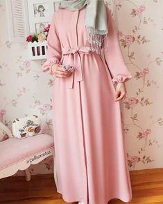 8 or 9 ? Which dress you like . Hijab Outfit, Hijab Style Dress, Abaya Style, Abaya Fashion, Modest Fashion, Fashion Clothes, Fashion Dresses, Women's Fashion, Fashion Tips