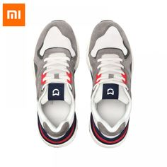 Xiaomi Mijia Retro Genuine Leather Breathable For Outdoor Sport -   Price: 66.62 & FREE Shipping -   #best_buys #popular_products Retro Sneakers, New Sneakers, Leather Material, Men S Shoes, Topaz, Footwear, Running, Stuff To Buy, Free Shipping