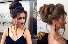 [tps_header]Be it an updo, a half-updo, braids, waves or a celebrity-inspired hairstyle, every bride wants to find the perfect hairstyle for her wedding day. Such hairstyles look very romantic, spring-like and fresh, ...