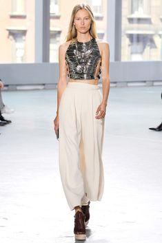 Proenza Schouler Primavera/Verano 2014 Pret A Porter - Nueva York