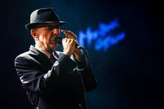 Leonard Cohen's life and career – in pictures