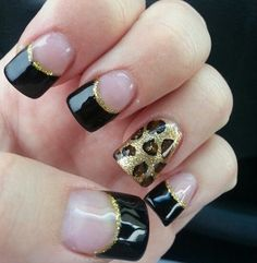 30 simple elegant nail art designs - style you 7