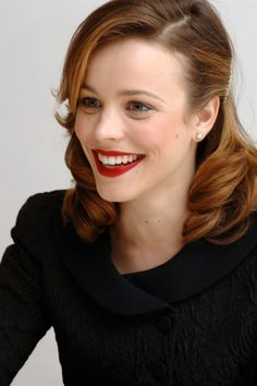MEDIUM- Rachel McAdams, 2005. From Hollywood glamour, to edgy and modern styles, we rounded up every hair style worth remembering.