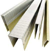 Galvanized Wide Crown Senco Style by 2in Length MProve 1 Inch 16 Gauge Staples 5,000 Staples