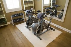 renovated basements workout rooms | WorkoutRoom