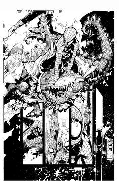 Amazing Spider Man 631 pg by TimTownsend on deviantART