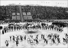 1972 Winter Olympics in Sapporo, Japan