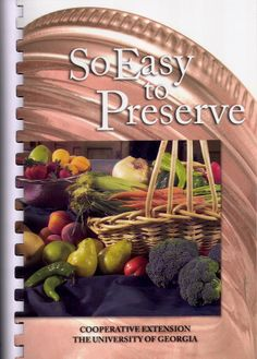 OSU Extension Food Preservation Class highly recommended this book. Can't wait to own a copy. :)