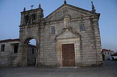 Igreja de Mosteiro Vieira do Minho
