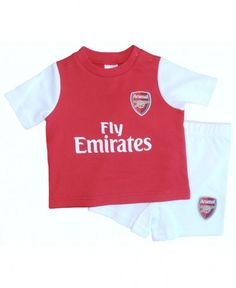 wholesale dealer 8ccc9 a3193 41 Best Football - Arsenal Baby Clothes images in 2018 ...