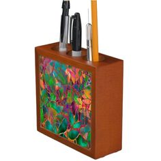 Desk Organizer Floral Abstract Stained Glass @auro perez GraphicArt #Zazzle #Desk #Organizer #Floral #Abstract #Stained #Glass http://www.zazzle.com/desk_organizer_floral_abstract_stained_glass-256748123154705620