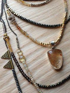 ∆∆∇∇ elementality | unique jewelry + clothing + art | -hush- jewelry