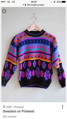 Retro Jumpers ❤