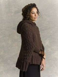 Hawthorne Hooded Poncho in BIG MONTANA    http://www.ravelry.com/patterns/library/hawthorne-hooded-poncho