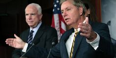 If John McCain and Lindsey Graham are so worried about ISIS–why did they want to arm them? - See more at: http://rare.us/story/if-john-mccain-and-lindsey-graham-are-so-worried-about-isis-why-did-they-want-to-arm-them/#sthash.3SXVRS2Z.dpuf http://rare.us/story/if-john-mccain-and-lindsey-graham-are-so-worried-about-isis-why-did-they-want-to-arm-them/