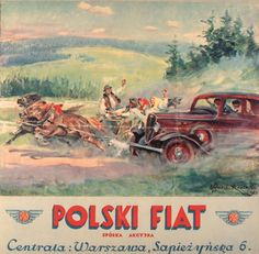 The Most Beautiful Advertisements of Pre-War Poland | Article | Culture.pl