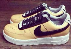 WEAR DIFFERENT: Riccardo Tisci x Nike Air Force 1 RT Tan