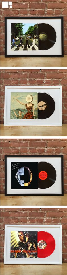 Display the music that you love. The perfect wall art and gift for any music lover.
