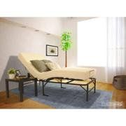 Pragma Everyday Bed-In-A-Box Wooden Slat Adjustable Bed Head and Foot, Multiple Sizes //http://bestadjustablebed.us/product/pragma-everyday-bed-in-a-box-wooden-slat-adjustable-bed-head-and-foot-multiple-sizes/