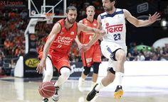 El Valencia Basket aplasta al Real Madrid y se queda a un paso de ganar la Liga Endesa
